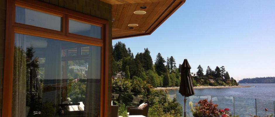 Hidden Gutter Repair | West Vancouver