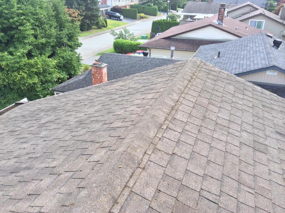 Roof Cleaning and Moss Removal Langley - after image.
