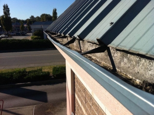 Aquaseal has a multi point gutter repair process for every project. Hidden Gutters and Aluminum Gutters included.