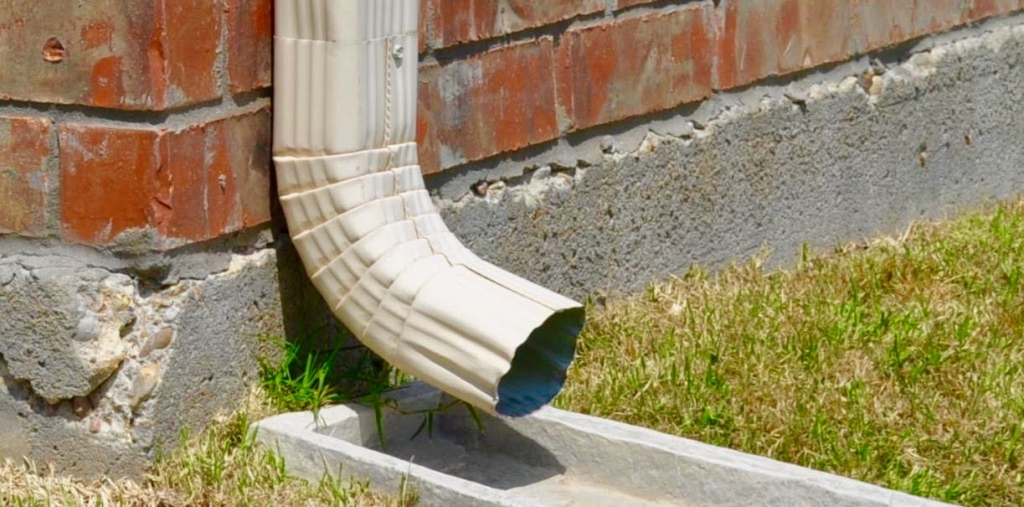 Gutter Downspout Problems - How to Deal
